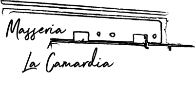 logo Masseria La Camardia il pittogramma